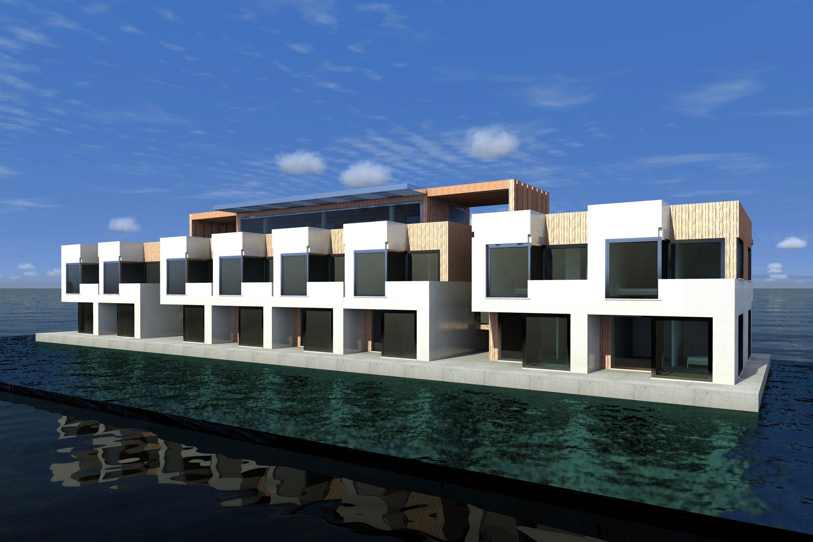 schwimmendes haus floating hotel kaufen und mieten deutschlandweiter verkauf. Black Bedroom Furniture Sets. Home Design Ideas