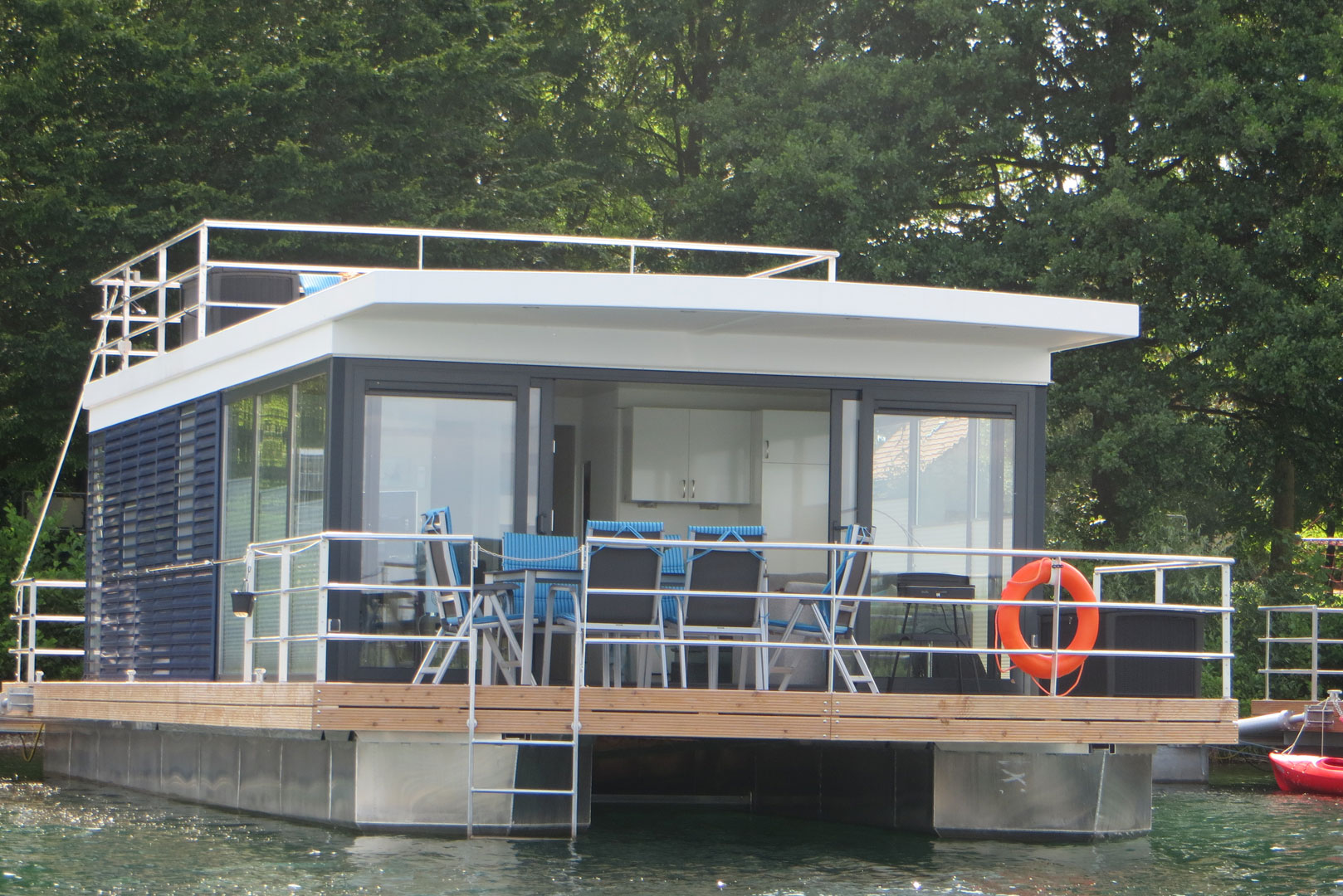 Hausboot mieten Hausbootferien Urlaub am See