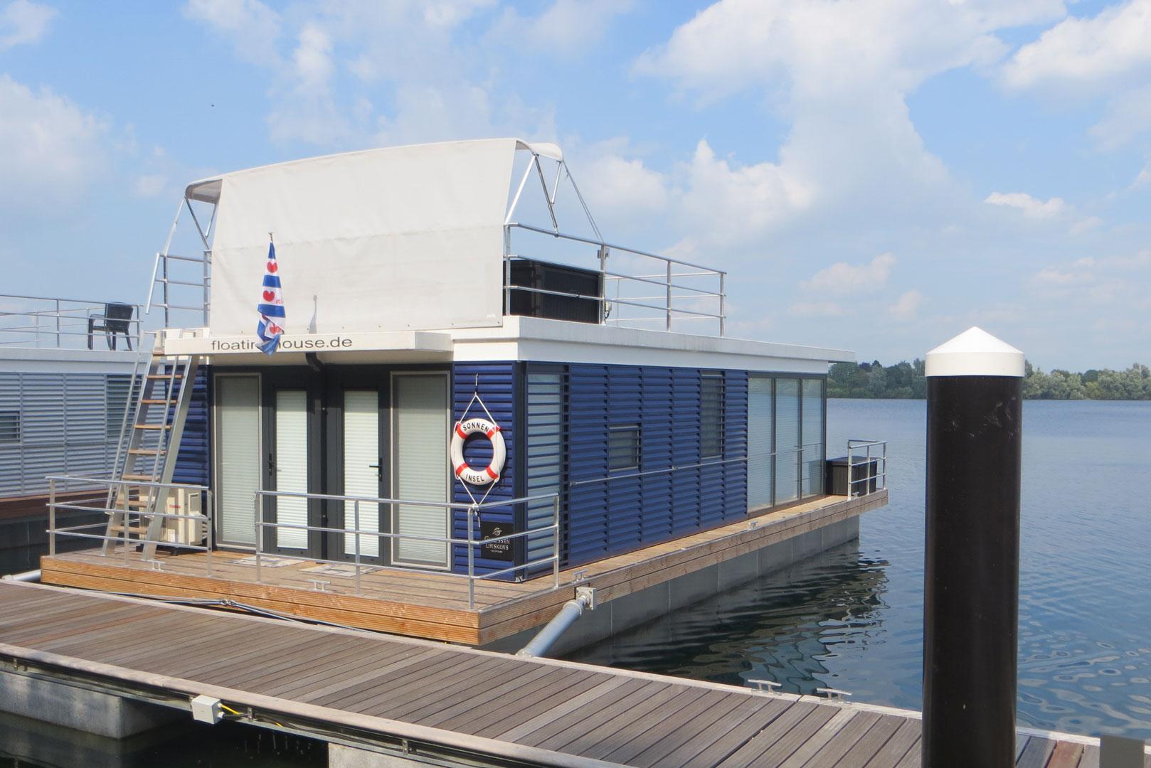 Hausboot Mieten Nrw Xanten Ferienhaus