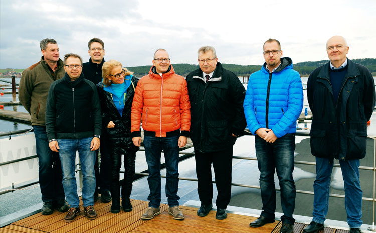 hausboot brombachsee landrat zweckverband